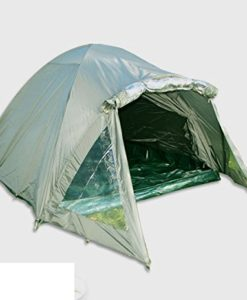 2-Man-Double-Skinned-Fishing-Bivy-With-Sewn-In-Groundsheet-and-Marauder-Pegs-0