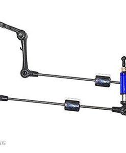 2-X-BITE-INDICATORS-HANGER-BARS-DELUXE-BLUE-CARP-FISHING-TACKLE-NGT-0