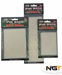 20-x-NGT-Carp-Coarse-Fishing-Tackle-Solid-PVA-Bags-Fast-Dissolving-Choose-Size-70X100mm-70X200mm-100X130mm-100X130mm-0