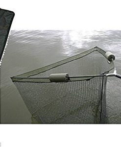 42-CARP-FISHING-LANDING-NET-with-DUAL-NET-FLOAT-SYSTEM-STINK-BAG-NGT-0