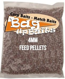 Bag-Up-Baits-Boosted-Chopped-Worm-4mm-Carp-Fishing-Pellets-Session-Pack-Free-Delivery-0