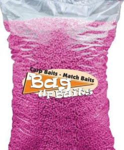 Bag-Up-Baits-Boosted-Robin-Red-5mm-Fluro-Viz-Big-Carp-Pellets-With-Free-Delivery-0