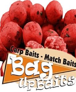 Bag-Up-Baits-Boosted-Spicy-Sausage-15mm-Carp-Boilie-Hook-Baits-1kg-Pack-Free-Delivery-0-0