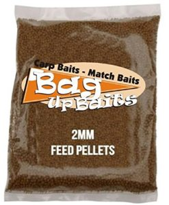 Bag-Up-Baits-Boosted-Spicy-Sausage-2mm-Carp-Fishing-Pellets-Session-Pack-Free-Delivery-0
