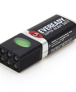 Blocklite-Mini-6-LED-Flashlight-Lamp-Torch-Plastic-Aluminum-Alloy-Camping-Hiking-0