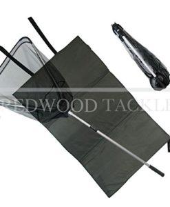 Brand-New-Oakwood-Carp-Folding-Landing-Net-And-Handle-Folding-Unhooking-Mat-0