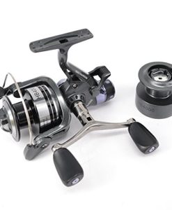 Carp-Fishing-Reel-Spinning-Free-Runner-HB4000-with-Free-Extra-Spool-0