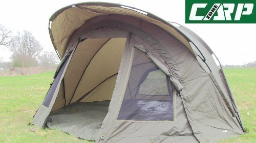 Carp-Zone-Hurricane-AS-All-Season-Two-Man- & Buy Carp-Zone Hurricane A.S (All Season) Two Man Bivvy with ...