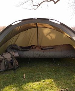 Cyprinus XLR8 2 Rib Day Shelter Bivvy tent for Fishing with pegs and ground sheet RRP £119.99