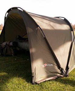 Cyprinus-XLR8-2-Rib-Day-Shelter-Bivvy-tent-for-Fishing-with-pegs-and-ground-sheet-RRP-11999-0