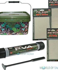 Fishing-Christmas-Gift-Set-5l-Bucket-PVA-Mesh-Narrow-17mm-and-60-PVA-Bags-0
