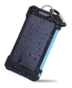 Innoo-Tech-Solar-Charger-10000mAhSolar-Power-Bank-with-Sunpower-Panel-Dual-USB-Port-Portable-Energy-Charger-Solar-Battery-Charger-with-Led-Light-Waterproof-Dust-Proof-and-Shock-Resistant-0