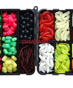 JSHANMEI--220PCSBox-Carp-Fishing-Tackle-Box-Artificial-Plastic-Fake-Baits-SweetcornBeadsWorm-Lures-Imitation-Baits-Carp-Fishing-Gear-Kit-0