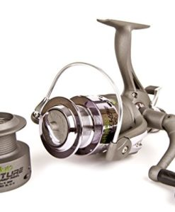 MATT-HAYES-Carp-Freespool-40-FD-3BB-Fixed-Spool-Fishing-Reel-with-Spare-Spool-suitable-for-Carp-Catfish-Pike-99-1393785-0