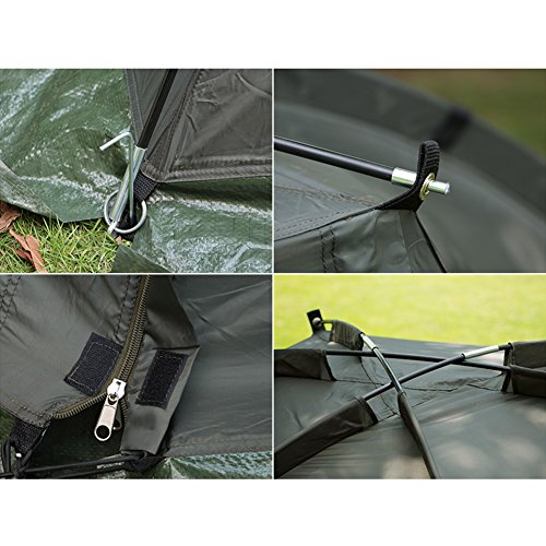 The product is already in the wishlist! Browse Wishlist  sc 1 st  Wet Wellies & Buy Magic3org Carp Fishing Bivvy Day Shelter Tent Quick Erect ...