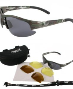 Mens-CAMOUFLAGE-POLARISED-SPORT-SUNGLASSES-with-Interchangeable-Polarized-Low-Light-Lenses-Ideal-Fishing-Hunting-Military-Army-Glasses-0