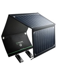 RAVPower-16W-Solar-Charger-with-Dual-USB-Port-Foldable-Portable-High-Efficiency-Outdoor-Solar-Panel-for-iPhone-iPad-Samsung-Galaxy-Gopro-Camera-0