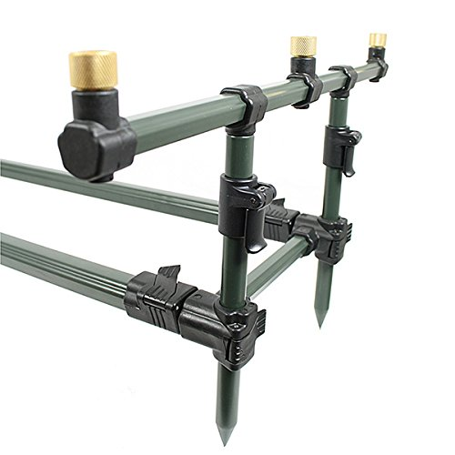 Buy Rod Pod Carp Fishing Low Profile Pod With Deluxe Case