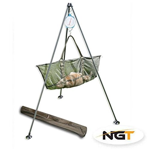 Tripod-System-For-Weighing-Carp-Coarse-Fish-Tackle-0